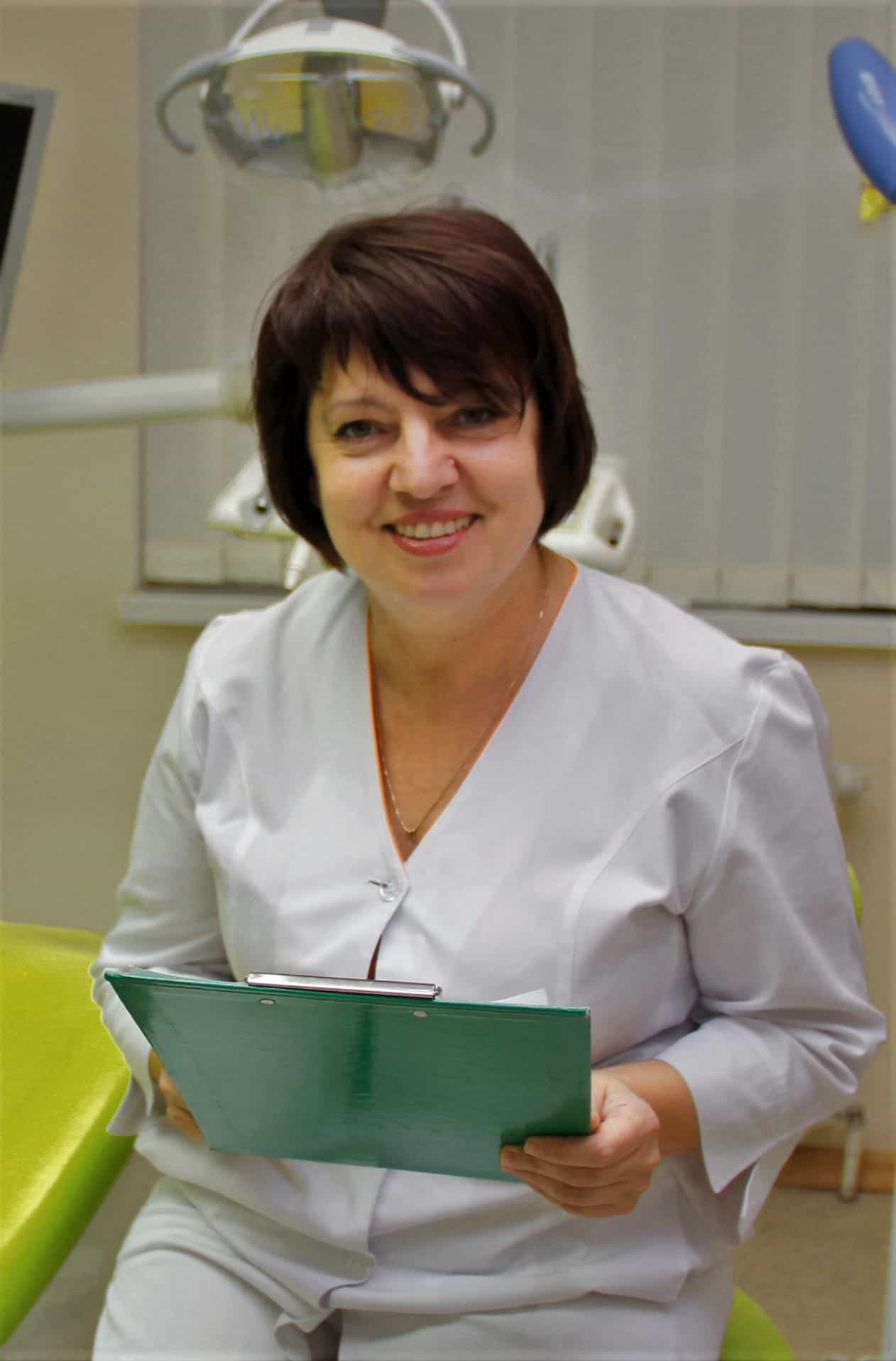 Стоматолог - терапевт - ортопед – Чижевская Татьяна Юрьевна