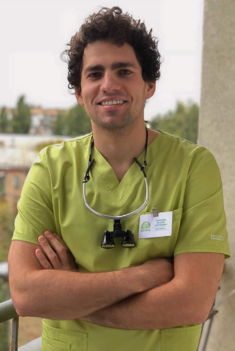 Стоматолог - терапевт - ортопед – Ткаченко Виталий Сергеевич
